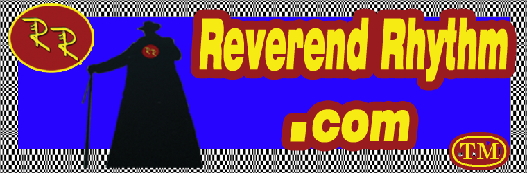 Look for Reverend Rhythms Rocking Art & Music Revivals get Art, Music, & Life Art  premiums for your Donations